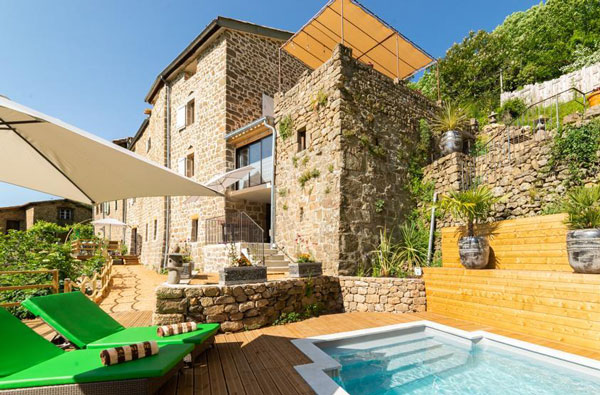 location gites ardeche