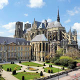 cathedrale de reims champagne marne